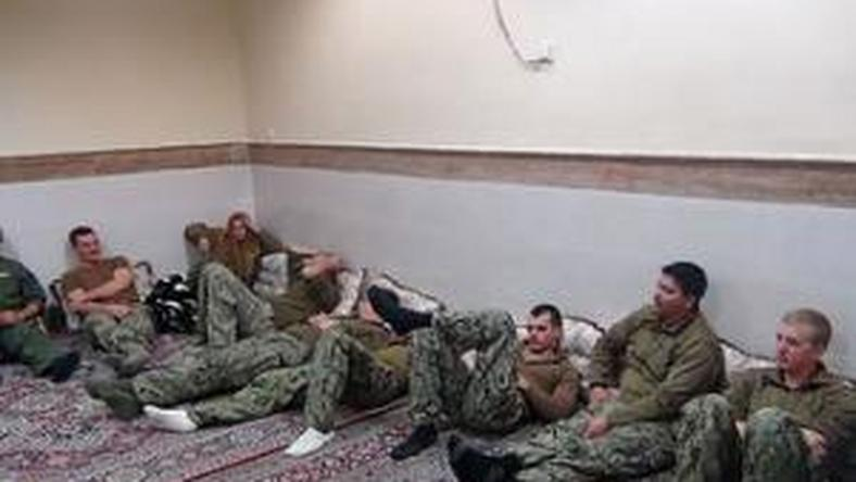 Iran releases U.S. sailors after brief detention