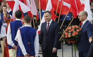 Andrzej Duda: Polityka państwa ma służyć zachęcie do budowania rodzin