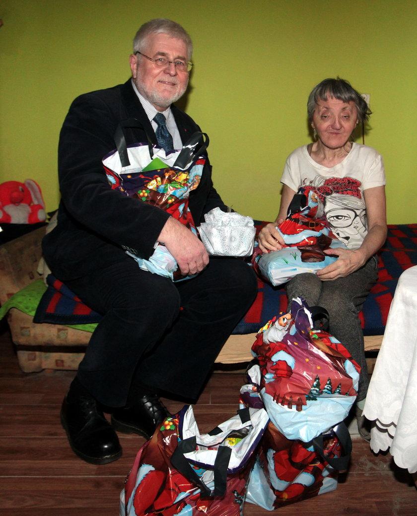 Gdański radny Marek Bumblis