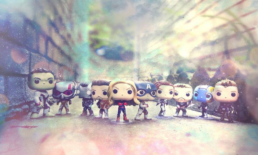"Funko POP! ""Avengers"""
