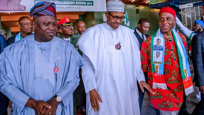 Christians defended me when my Muslim friends ruled against me - Buhari