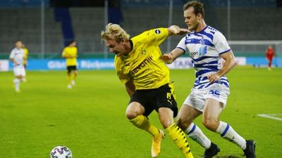 Dortmund 'reserve right' to stop players from Germany duty