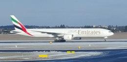 Boeing lądował na Ławicy