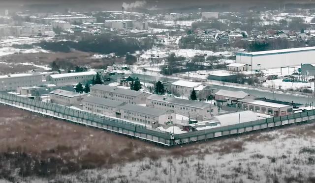 Zatvor u Pokrovu u kojem je smešten Navaljni