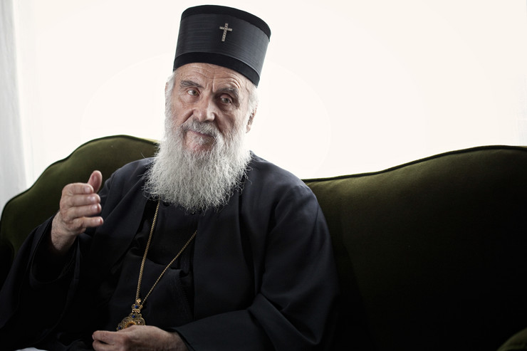 Patrijarh Irinej01_RAS_foto dalibor danilovic
