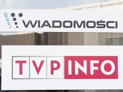 """TAI nadzoruje m.in. """"Wiadomości"""" i kanał TVP Info"""