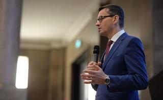 Morawiecki: Walczymy z patologiami podatkowymi, ale ciągle zmagamy się z 'inwencją' przestępców