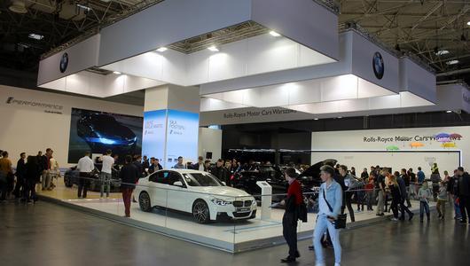 Elektryczna przyszłość BMW | Poznań Motor Show 2017