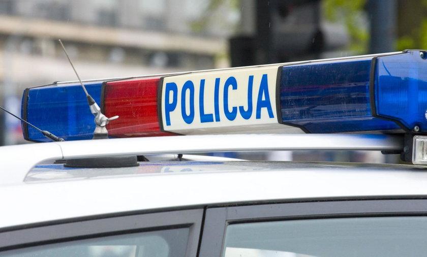 Napad na kantor w Rybniku. Trwa policyjna obława