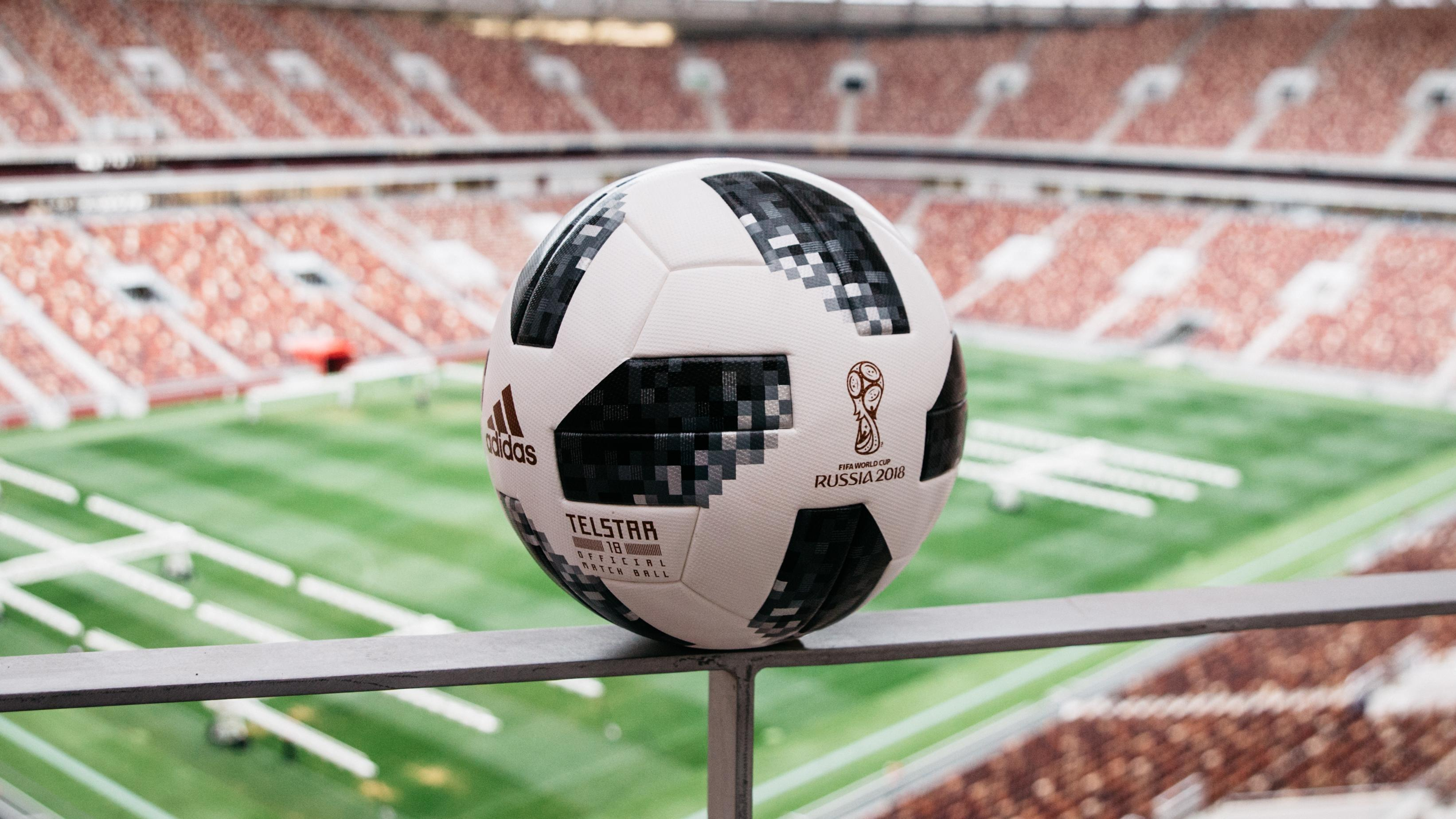 f106d6c4c16a0 Zaprezentowano oficjalną piłkę meczową mistrzostw świata 2018 - Piłka nożna