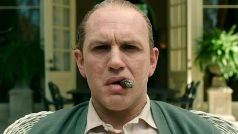 Toma Hardy jako Al Capone