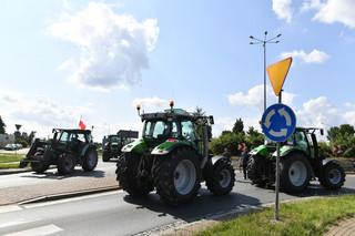 Protest w Srocku. PSL: Rząd PiS nie wychodzi naprzeciw oczekiwaniom rolników