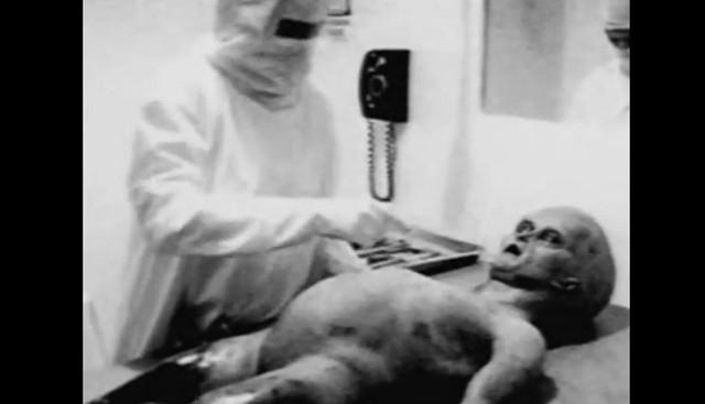 Incident u Rozvelu - šta se stvarno dogodilo? Lažna obdukcija vanzemaljca