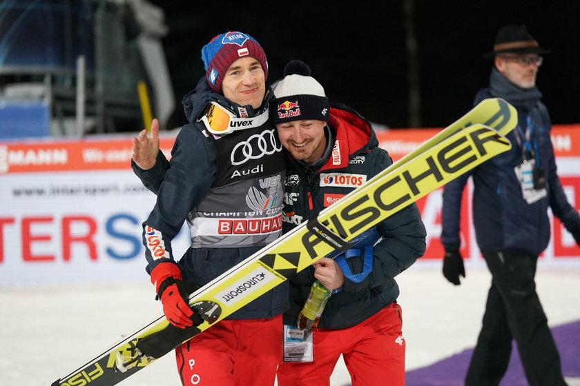 Skoki narciarskie. Mistrzostwa Polski. 26.12.2016