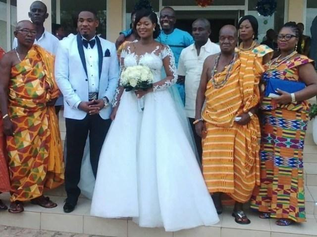 US-based Ghanaian man marries another woman in Ghana secretly, he's in trouble now