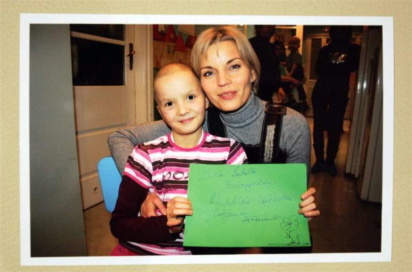 Natalka wygrała z białaczką