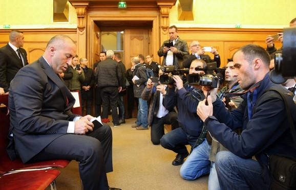 Ništa od izručenja Srbiji: Ramuš Haradinaj u sudu u francuskom Kolmaru