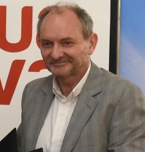 Direktor Beogradskog maratona Dejan Nikolić