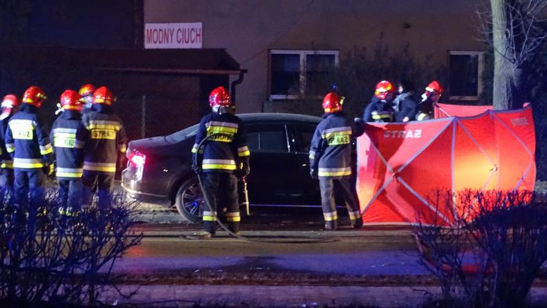 Do wypadku limuzyny z premier Beatą Szydło doszło 10 lutego w Oświęcimiu