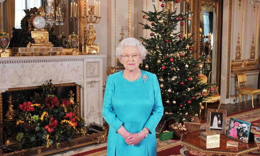 Święta u królowej Elżbiety II