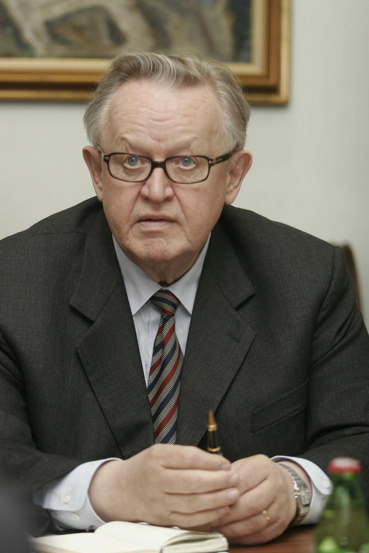 Marti Ahtisaari