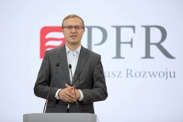 Paweł Borys wyjaśnił, że wydłużenie terminów ma na celu wsparcie przedsiębiorców w obecnym nadzwyczajnej w otoczeniu gospodarczym w związku z COVID-19