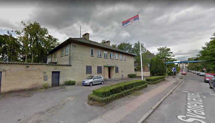 ambasada u kopenhagenu foto google maps