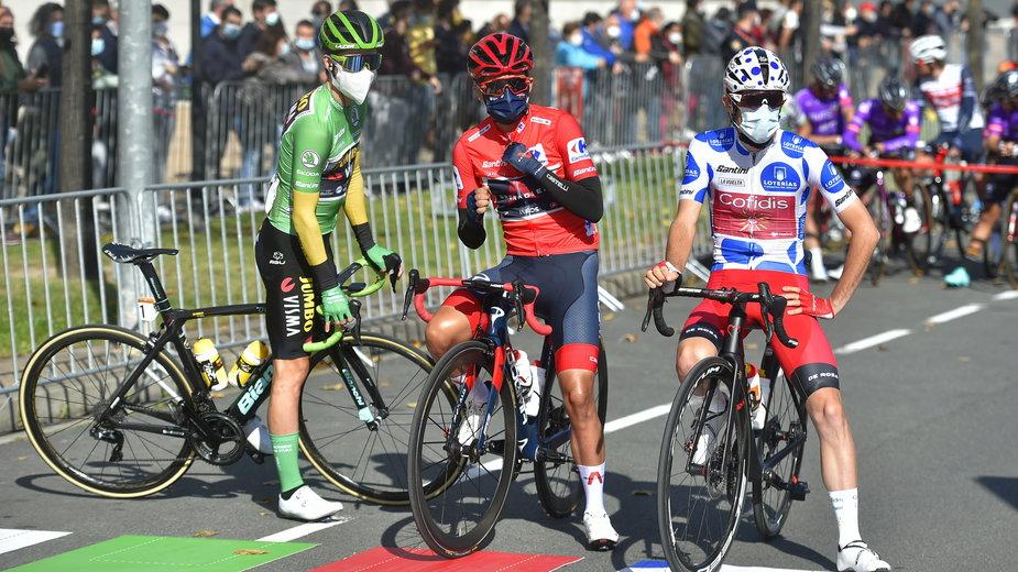 8. etap Vuelta a Espana