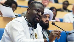 MP for Nsawam Adoagyiri, Frank Annoh-Dompreh