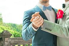 Gej brak