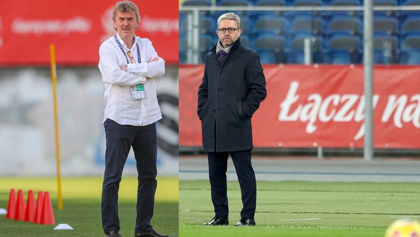 Zbigniew Boniek zwolnił Jerzego Brzęczka