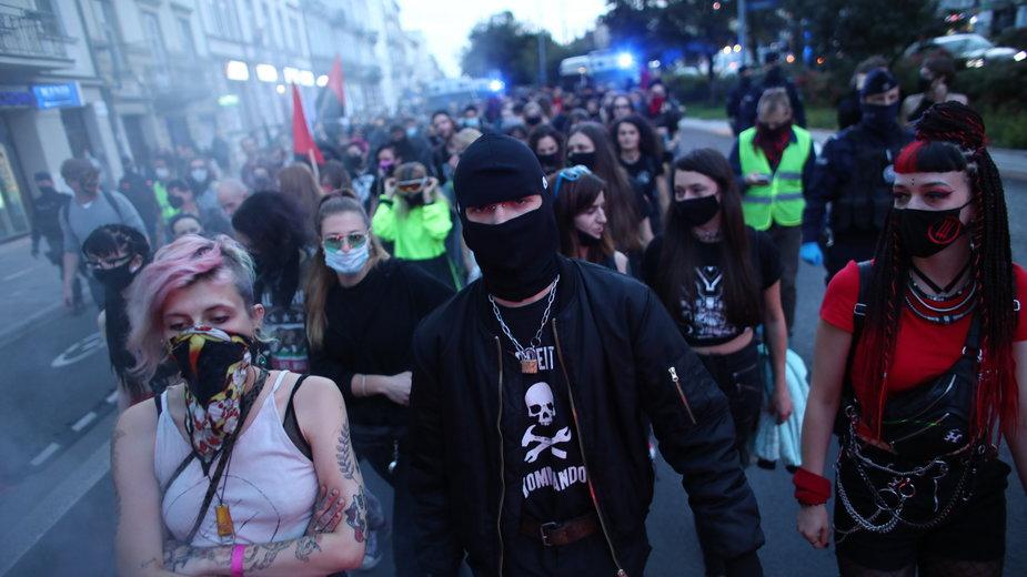 Marsz antyfaszystowski we wrześniu w Krakowie