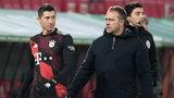 Robert Lewandowski zagra z Anglią? Trener Bayernu zabrał głos