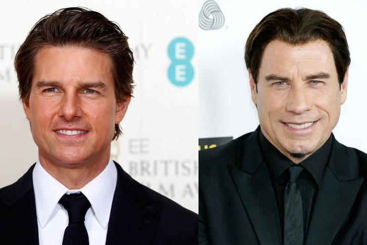 Tom Cruise, John Travolta