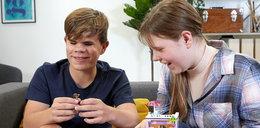 Niezwykła historia niewidomego chłopca i... Lego