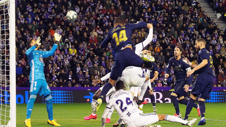 Real Valladolid - Real Madrid