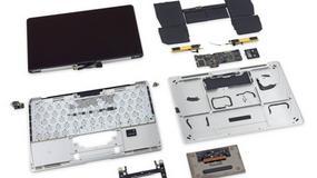 Nowy MacBook skomplikowany w naprawie