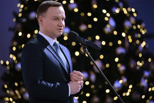 Andrzej Duda zapewniał zachodnie media, że polski rząd nie jest rządem eurosceptyków