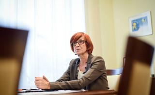 Rafalska: Rząd PiS daje kobietom prawo do dokonywania wyborów