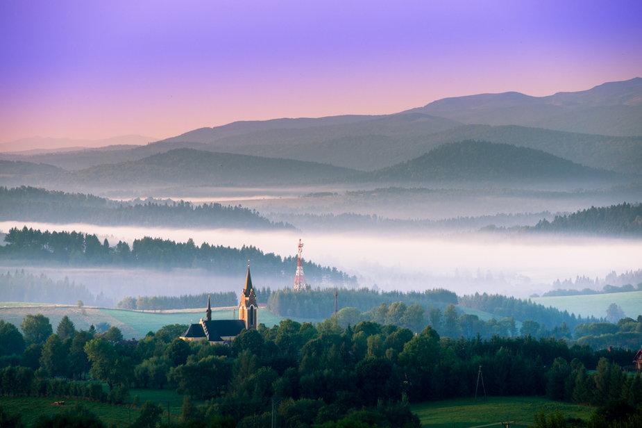 Lutowiska, Bieszczady
