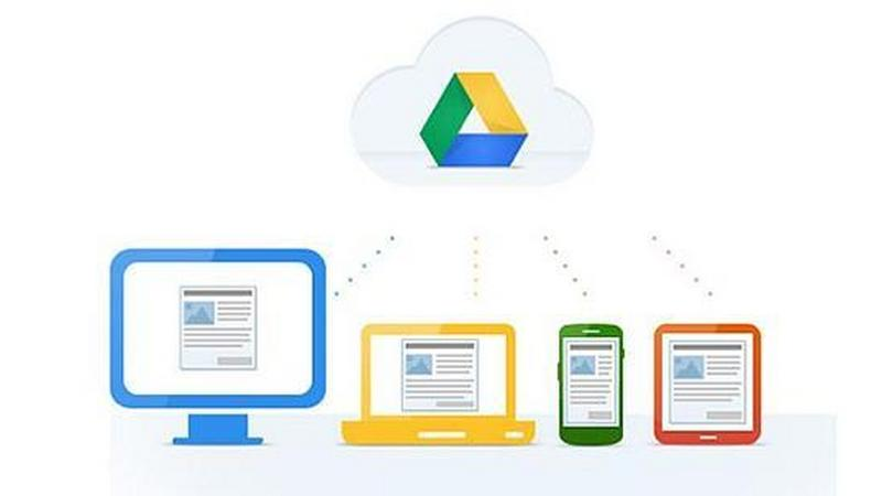 Google Drive zarchiwizuje cały komputer
