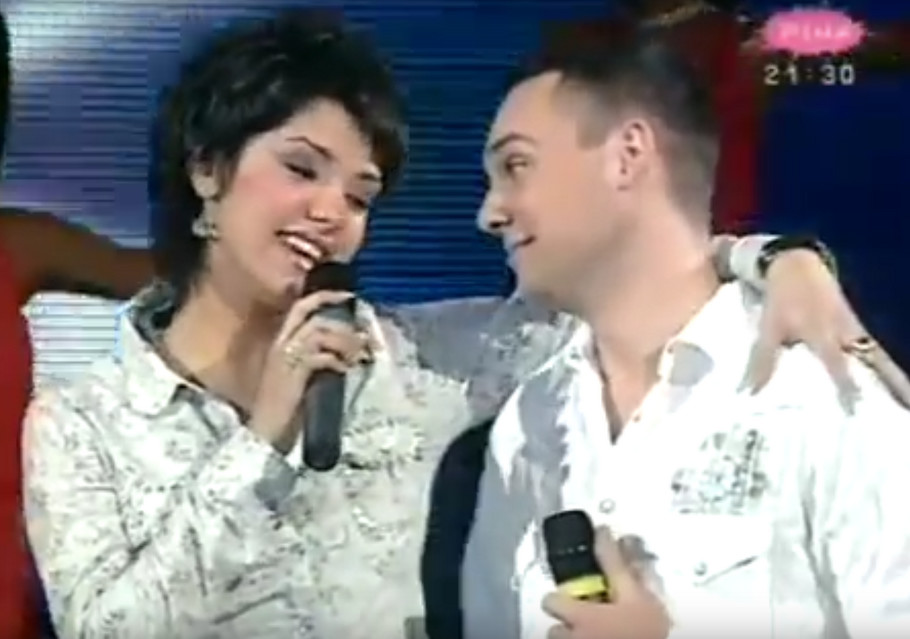 Tanja Savić i Darko Filipović