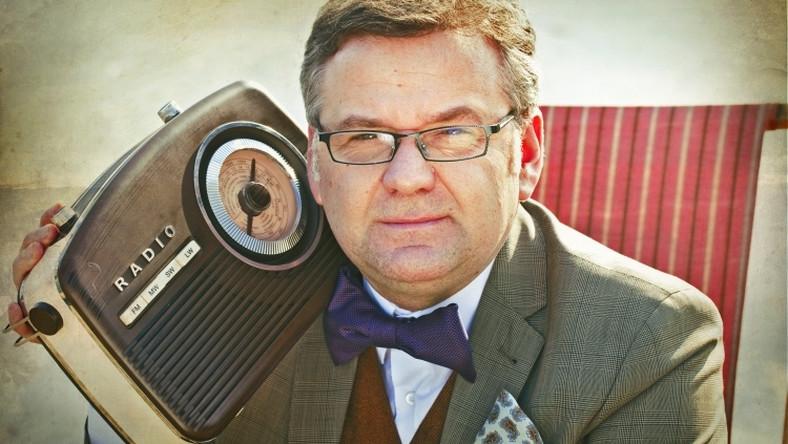 Artur Andrus nap pierwszym miejsc listy OLiS-u