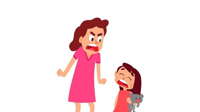 Jak się oduczyć krzyczenia na dziecko?