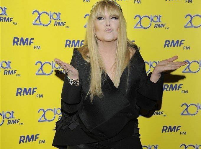 Mąż Maryli Rodowicz nie pozwala jej schudnąć