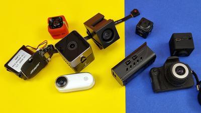 RC-Car, RC-Flugzeug, RC-Boot: Kleine Kameras für Videos aus der Ego-Perspektive