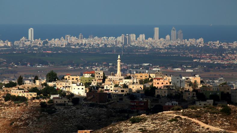 Palestyńczycy domagają się prawa do stworzenia własnego państwa