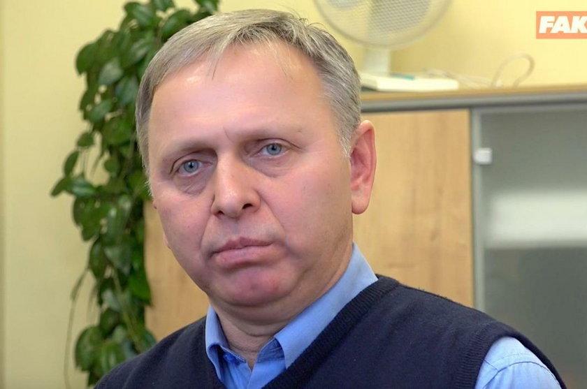 Zbigniew Piskozub, prokurator rejonowy w Brzozowie