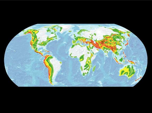 Zemljotresi i tektonske aktivnosti