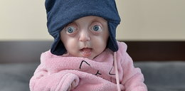 Hania potrzebuje operacji by żyć. Zostało niewiele czasu